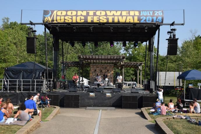 MoonTower Music Festival will be held at Masterson Station in Lexington. (Photo provided)